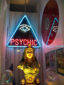 Las Vegas Psychic Arts License