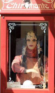 Las Vegas Psychic, Mona Van Joseph